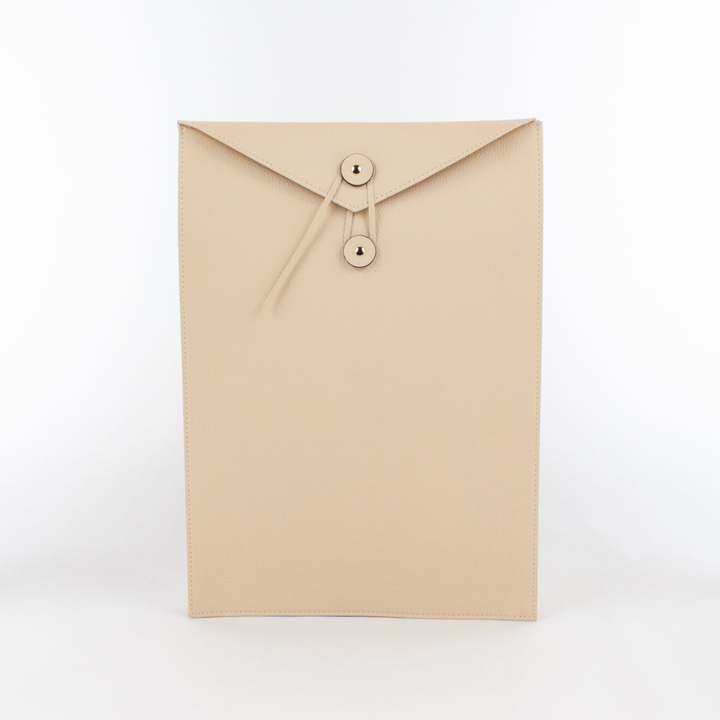 1211 LD DOCUMENT CASE Col.Beige