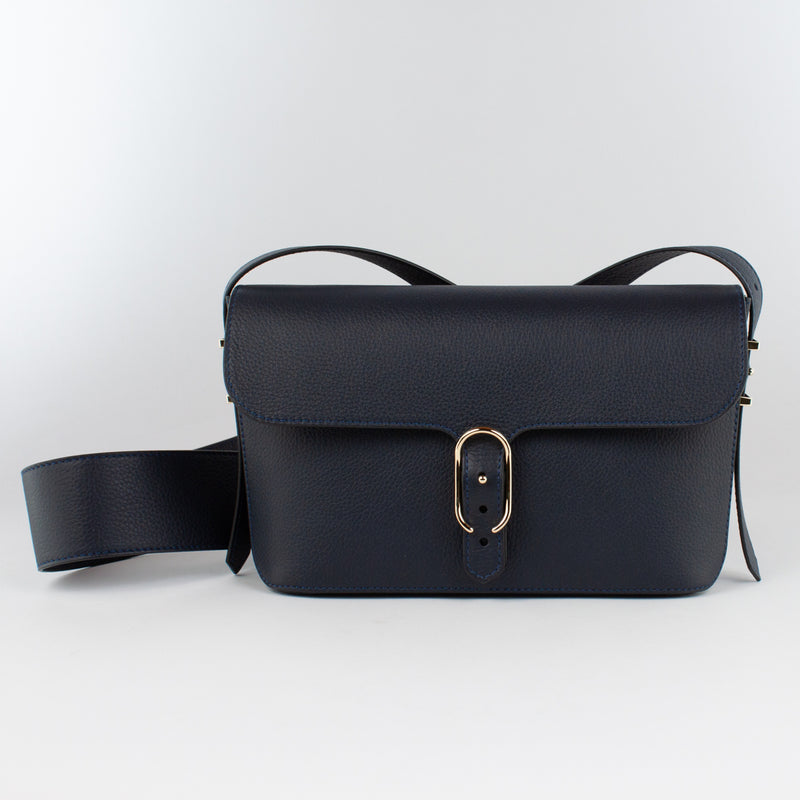 1243 LD SHOULDER BAG Col.Navy