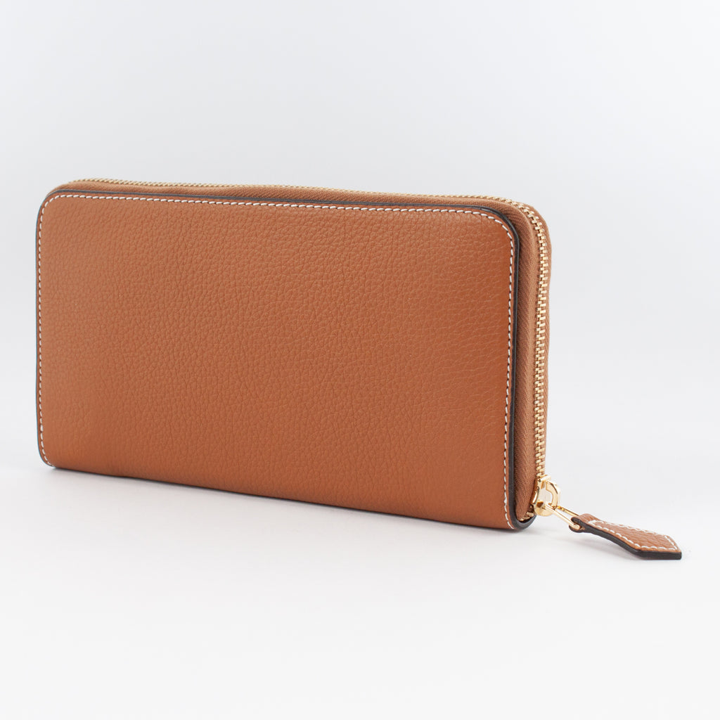 P0967 LD ZIP LONG WALLET Col.Marrone
