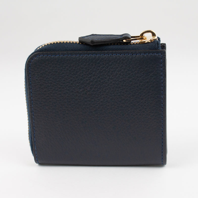 P0968 LD ZIP WALLET Col.Navy