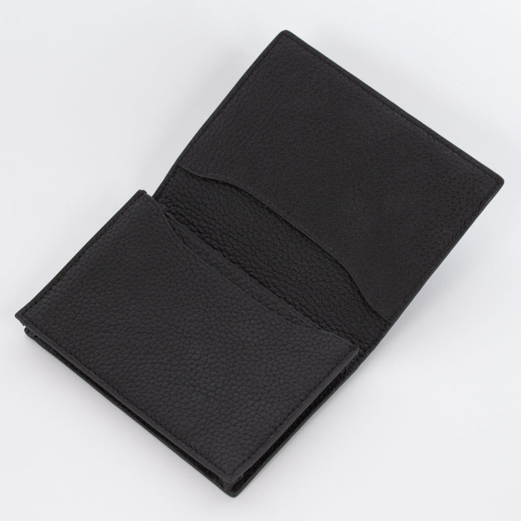 P1021 LD BUSINESS CARD CASE Col.Nero