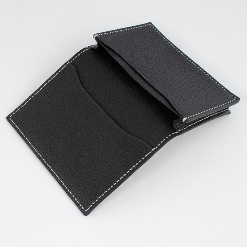 P1021 LD BUSINESS CARD CASE Col.Nero(W)