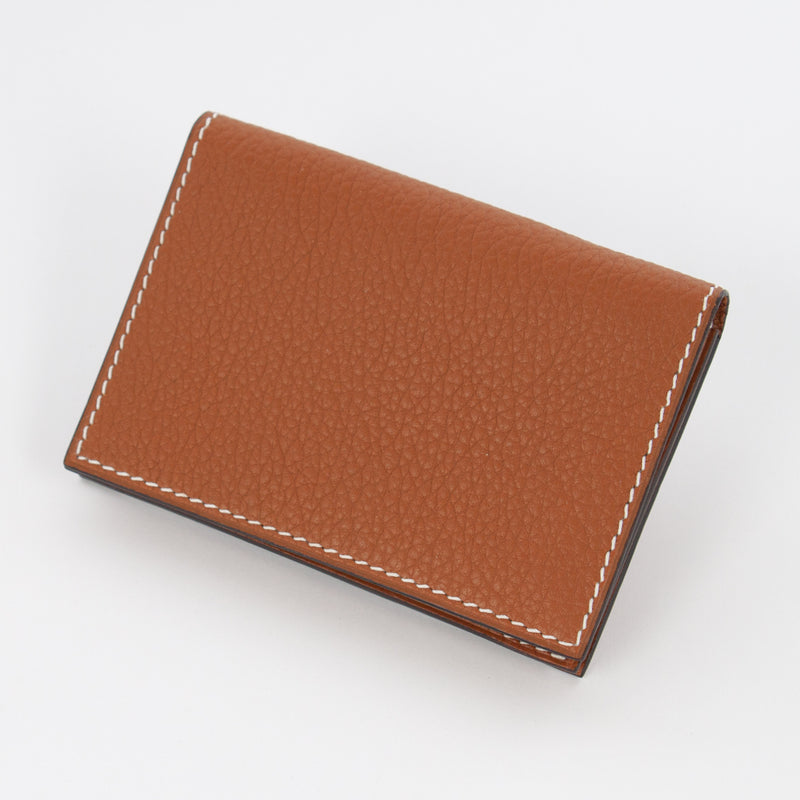 P1021 LD BUSINESS CARD CASE Col.Nero(T)