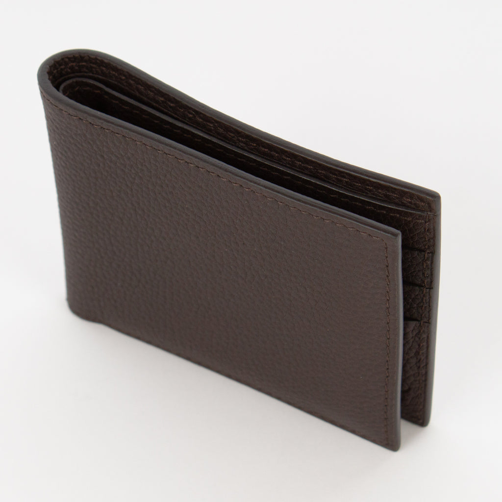 P1022 LD FOLDING WALLET FOR 6 CARDS Col.T.Moro