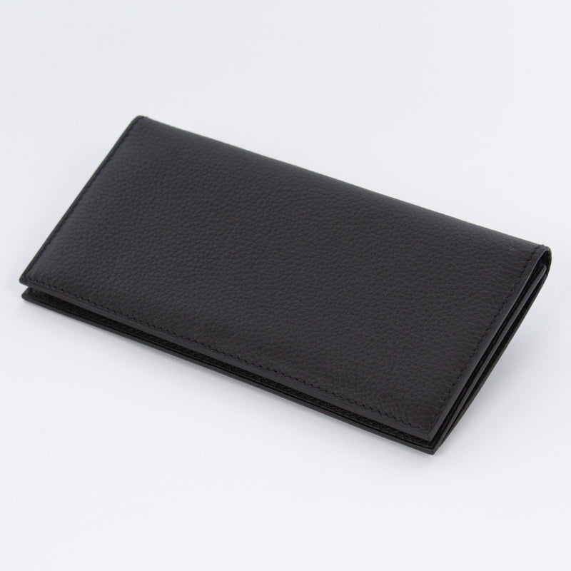 P1024 LD LONG WALLET (WITH COIN PURSE) Col.Nero