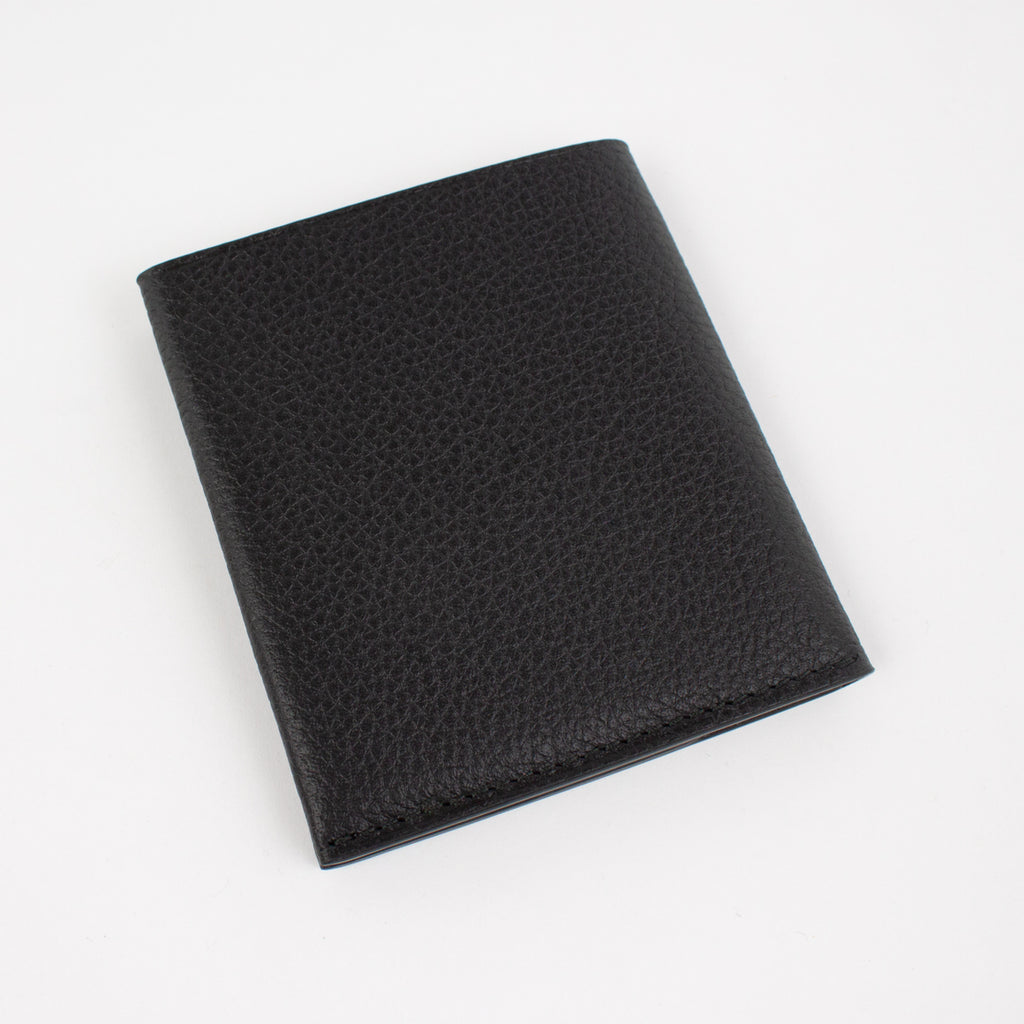 P1026 LD FOLDING THIN WALLET Col.Nero