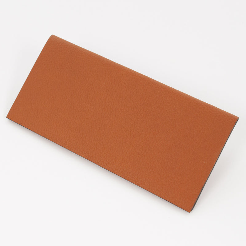 P1027 LD THIN LONG WALLET Col.Marrone