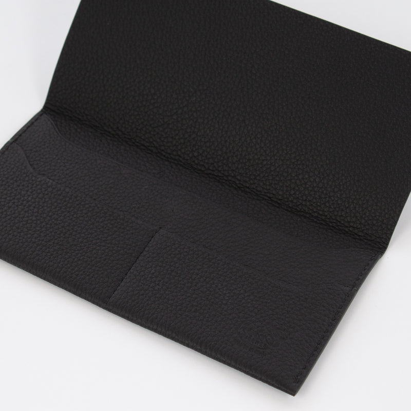 P1027 LD THIN LONG WALLET Col.Nero