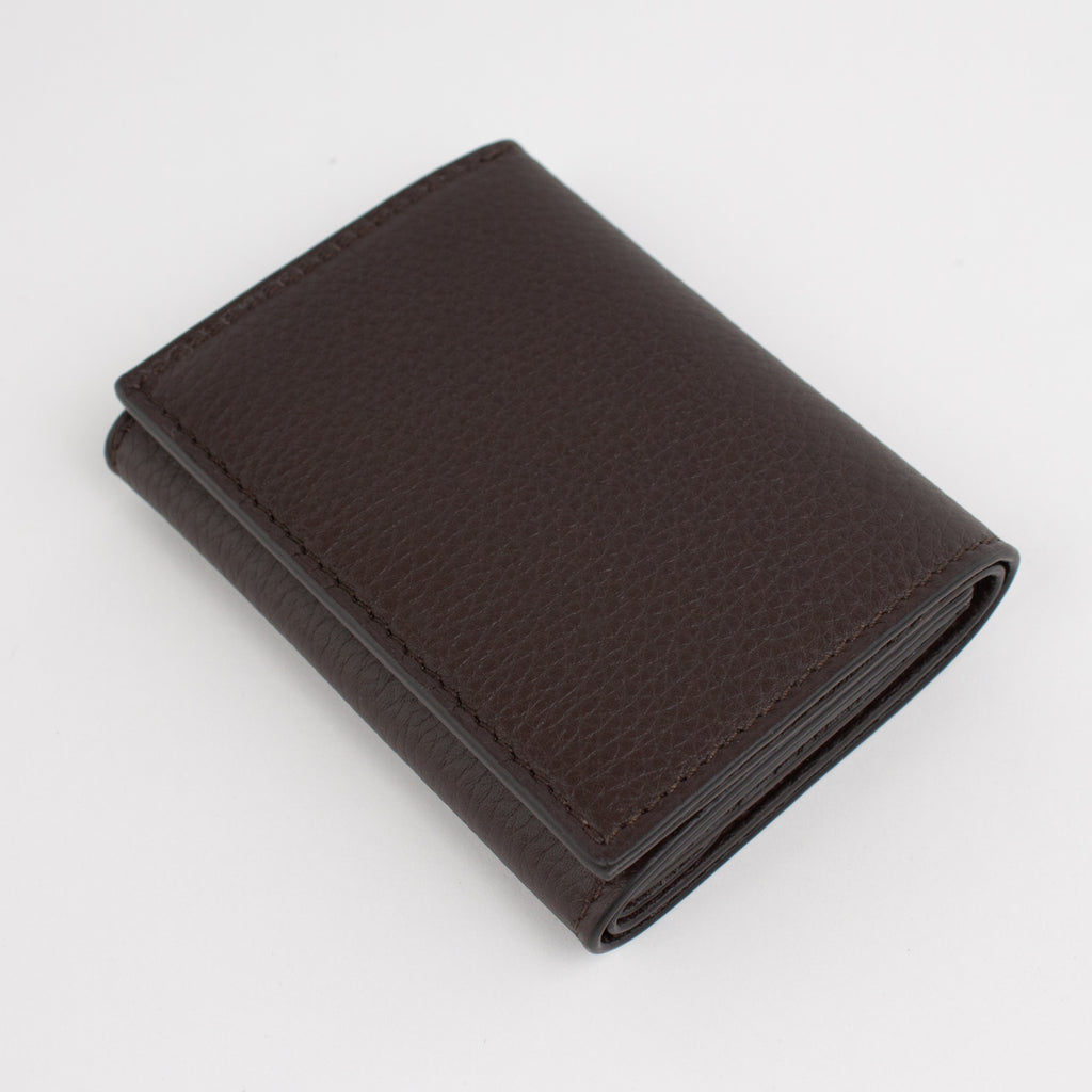 P1030 LD FOLDING WALLET WITH COIN PURSE Col.T.Moro