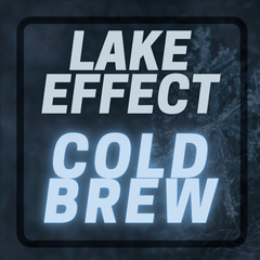 golden triangle coffee - lake effect cold brew