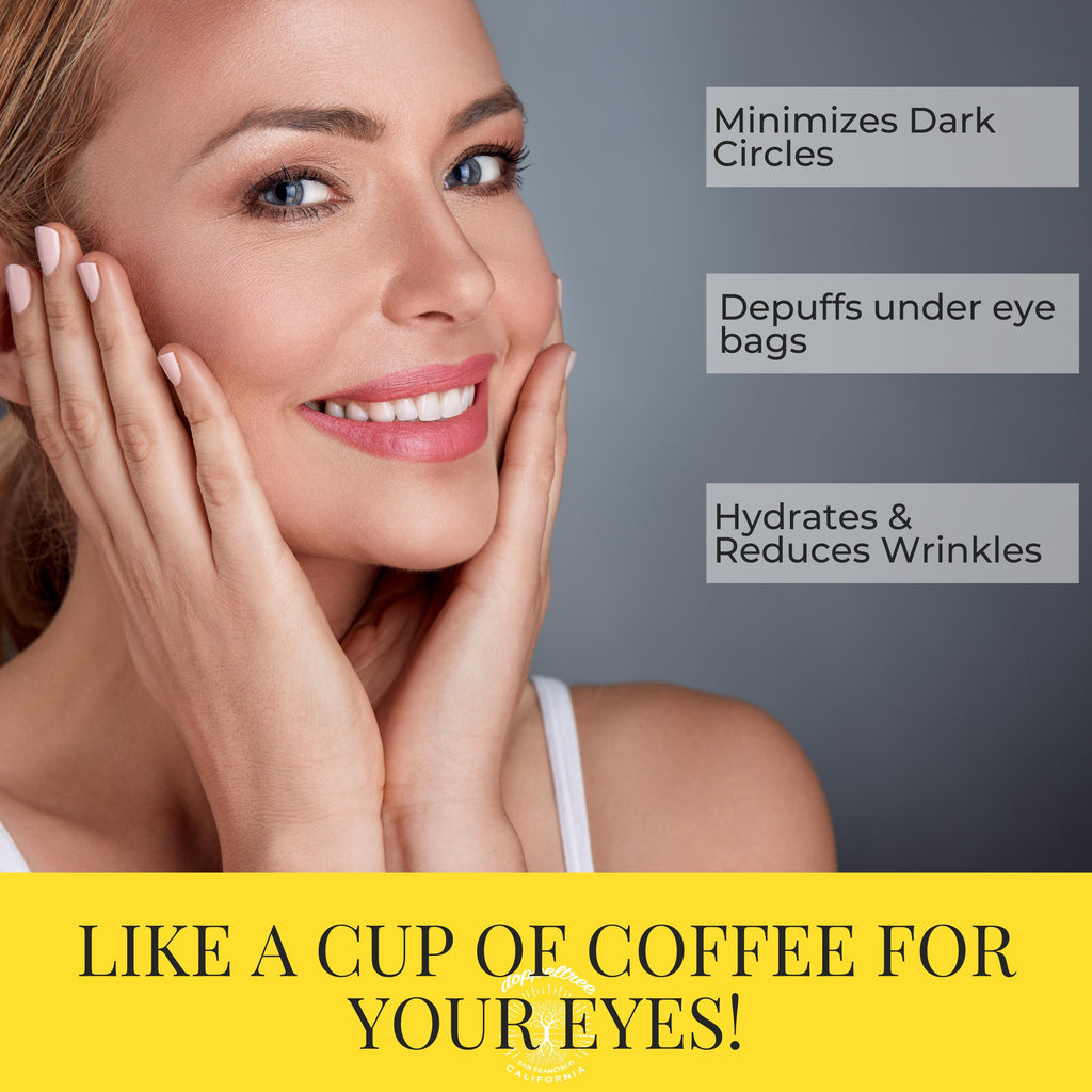 NEW! Everyday Under Eye Gels with Caffeine and Aloe (30 Pairs)-Doppeltree