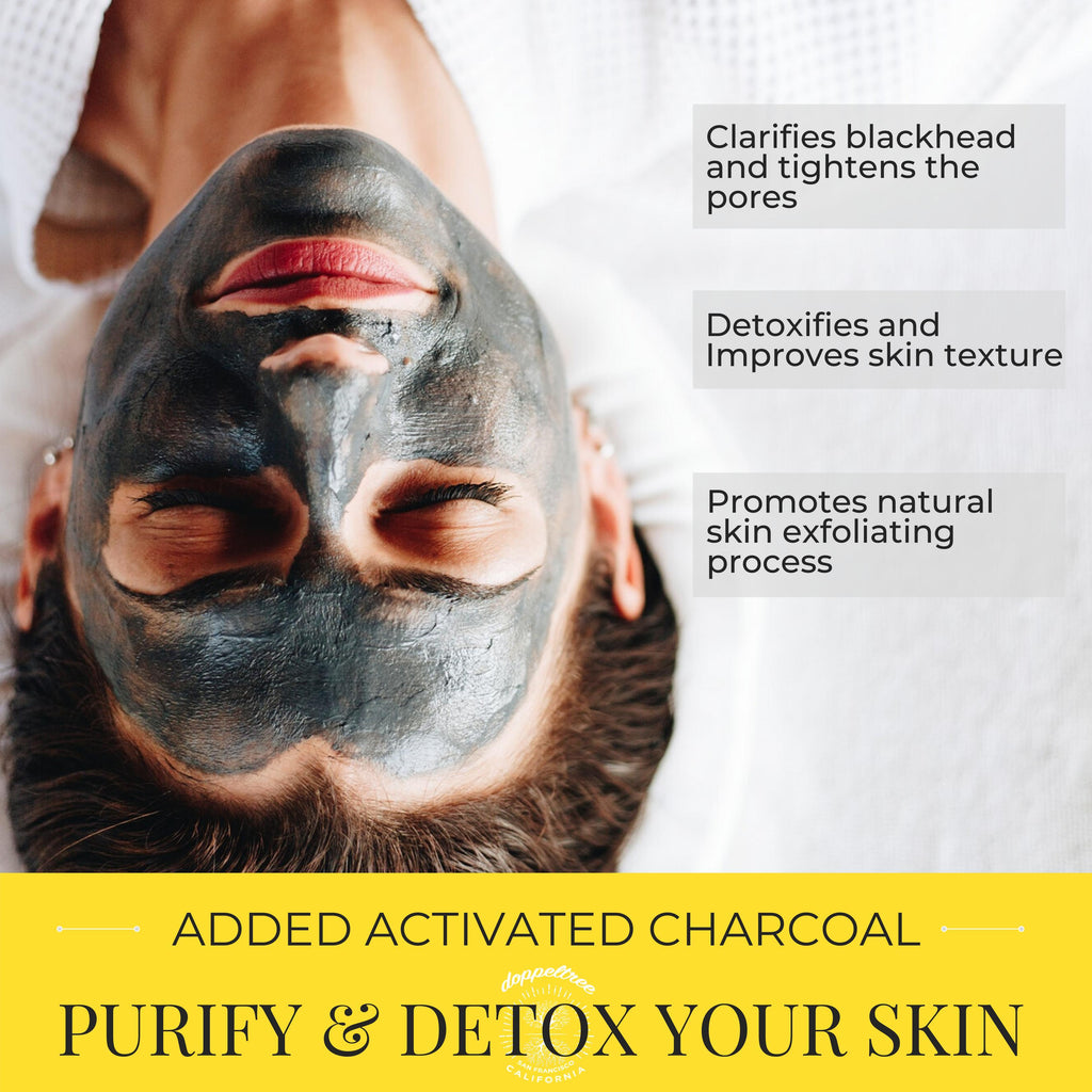 Purify + Detox Dead Sea Mud Mask-Doppeltree