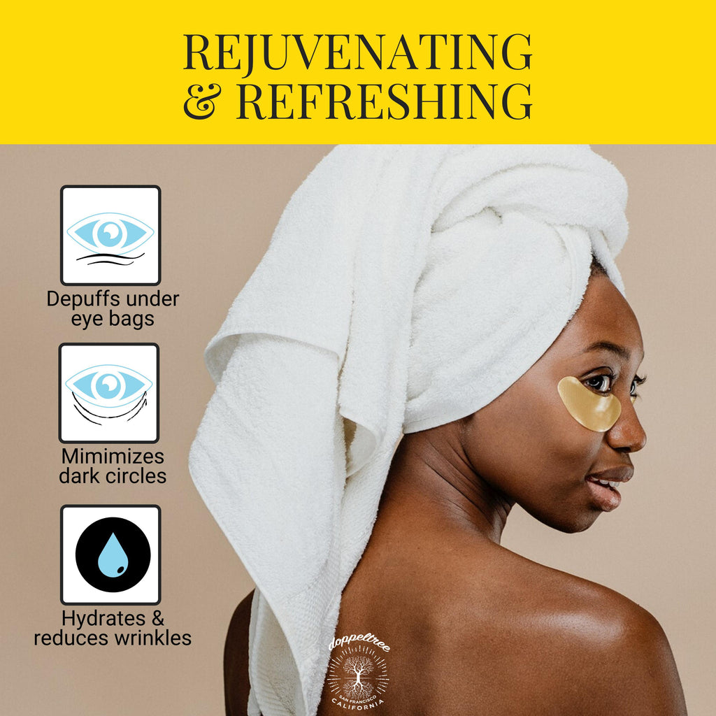 Rejuvenating Under Eye Masks (18 Pairs)-Doppeltree
