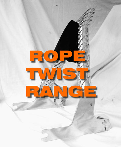 SISSYBARS - ROPE TWIST CUSTOM MODELS