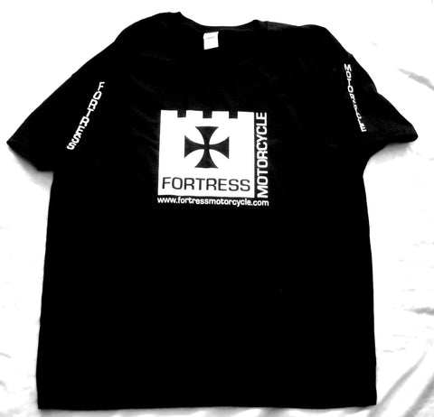 "Fortress Motorcycle Custom ""Tee"""