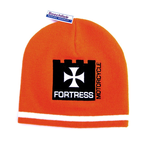 "Fortress Motorcycle Custom ""Beanie Hat"""