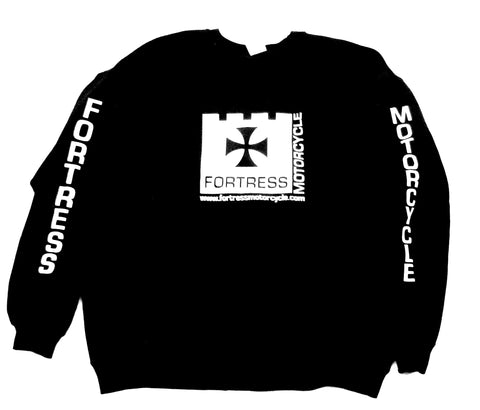 Fortress Motorcycle custom Sweatshirt
