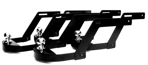 "Fortress Motorcycle custom ""Wayfarer"" trailer hitch"