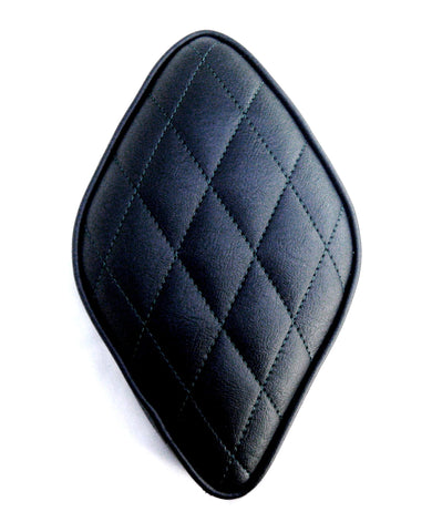 "Fortress motorcycle custom ""Diamond"" backrest pad"