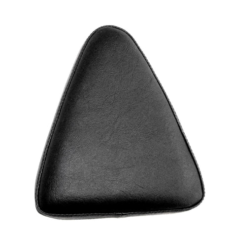 "Fortress Motorcycle custom ""Triangle"" backrest pad"