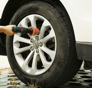 Car Wheel Polishing Cone - fancyhomey