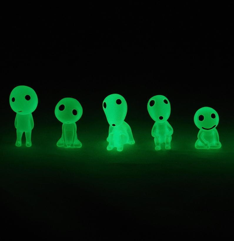Luminous Mini Alien Dolls - fancyhomey