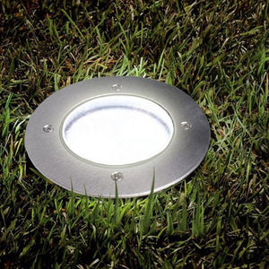 Solar Power Floor Path LED Light ( 4 pcs ) - fancyhomey