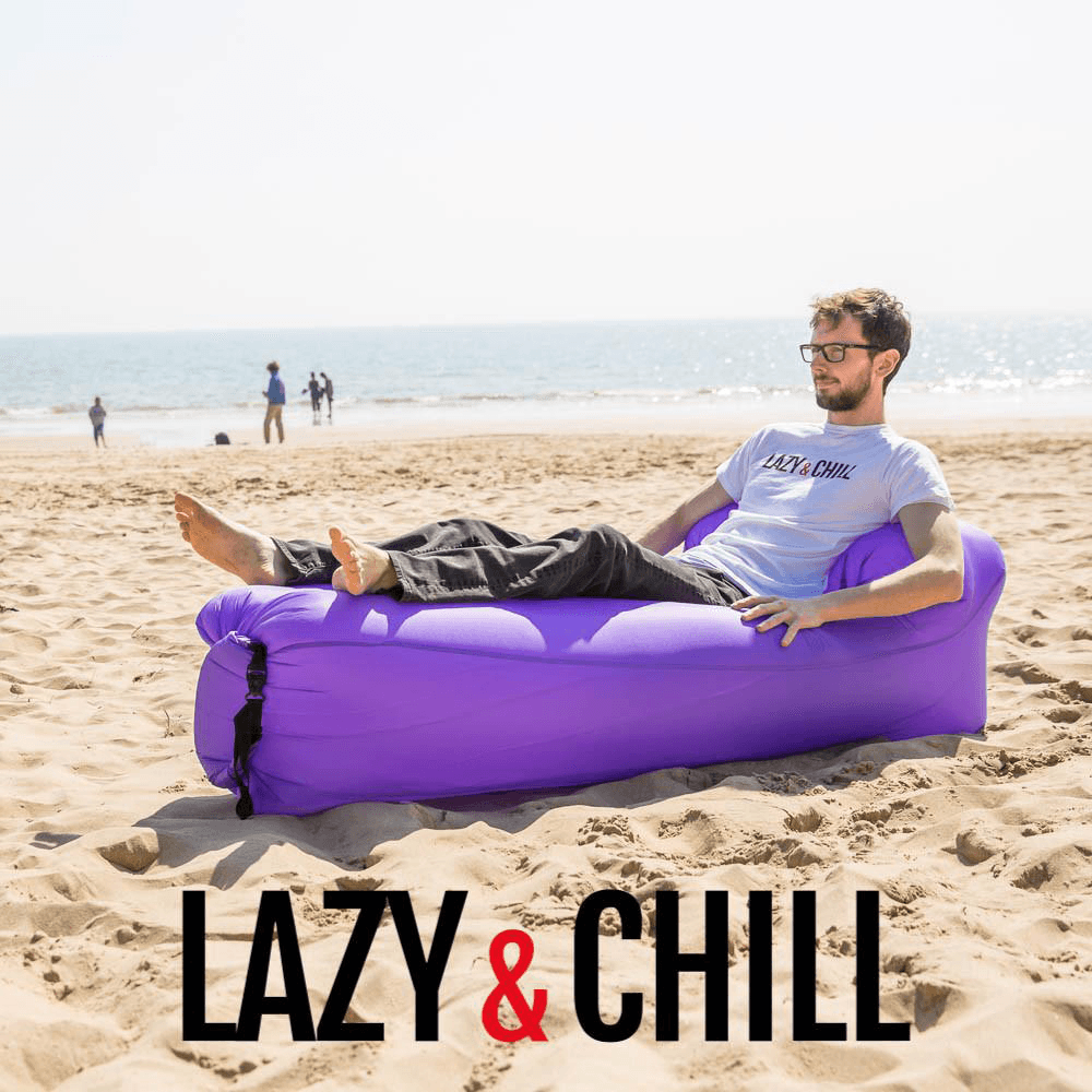 Ultralight Inflatable Lounger - fancyhomey