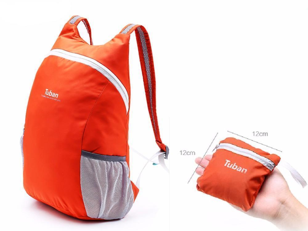 Waterproof Folding Backpack - fancyhomey