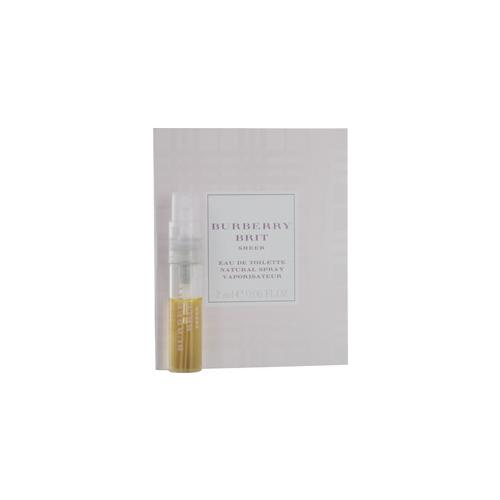 BURBERRY BRIT SHEER by Burberry (WOMEN)