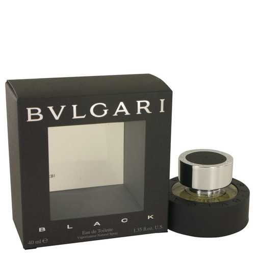BVLGARI BLACK (Bulgari) by Bvlgari Eau De Toilette Spray 1.3 oz (Men)