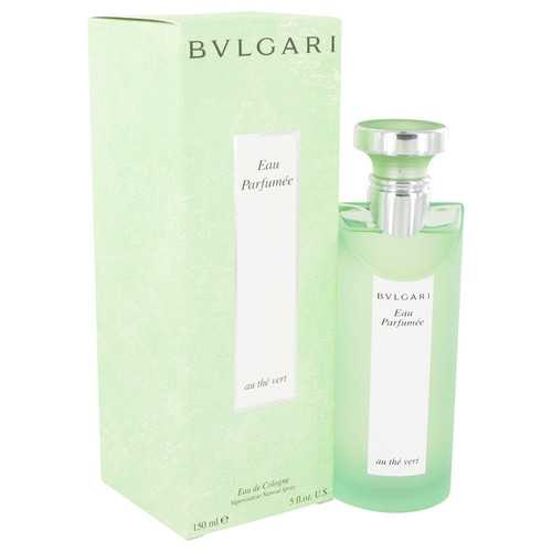 BVLGARI EAU PaRFUMEE (Green Tea) by Bvlgari Cologne Spray (Unisex) 5 oz (Men)