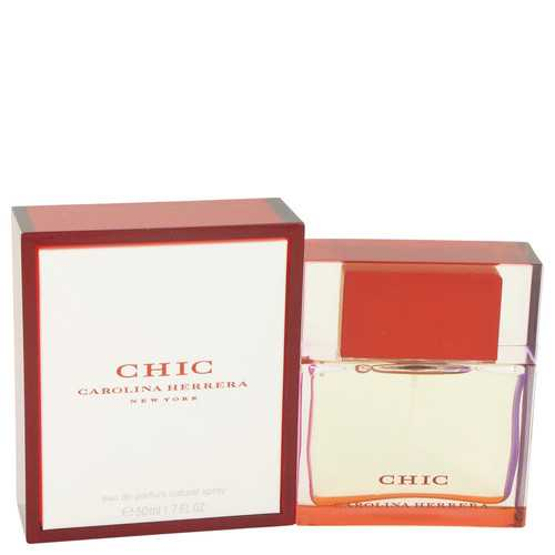 Chic by Carolina Herrera Eau De Parfum Spray 1.7 oz (Women)