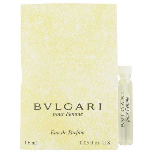 BVLGARI (Bulgari) by Bvlgari Vial EDP (sample) .05 oz (Women)