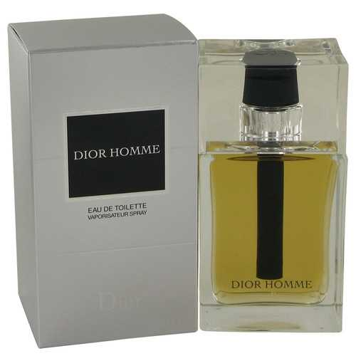 Dior Homme by Christian Dior Eau De Toilette Spray 3.4 oz (Men)