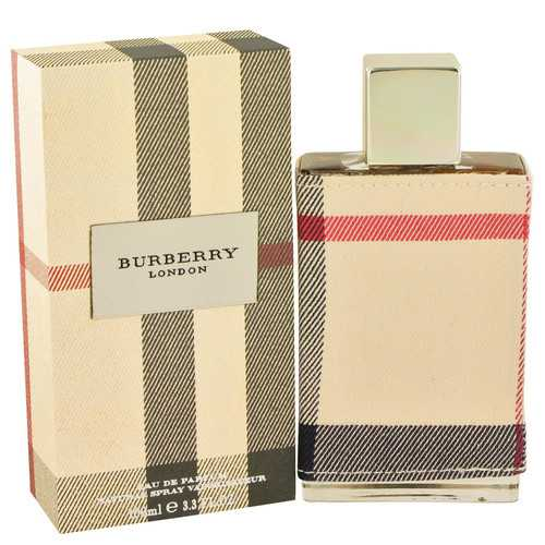 Burberry London (New) by Burberry Eau De Parfum Spray 3.3 oz (Women)
