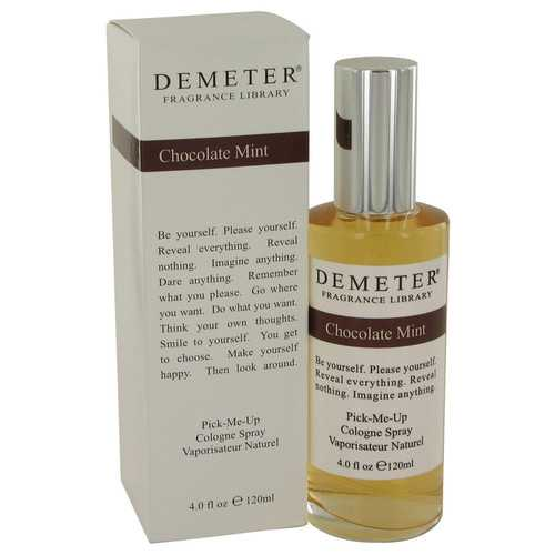 Demeter by Demeter Chocolate Mint Cologne Spray 4 oz (Women)