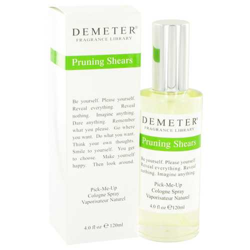 Demeter by Demeter Pruning Shears Cologne Spray 4 oz (Women)