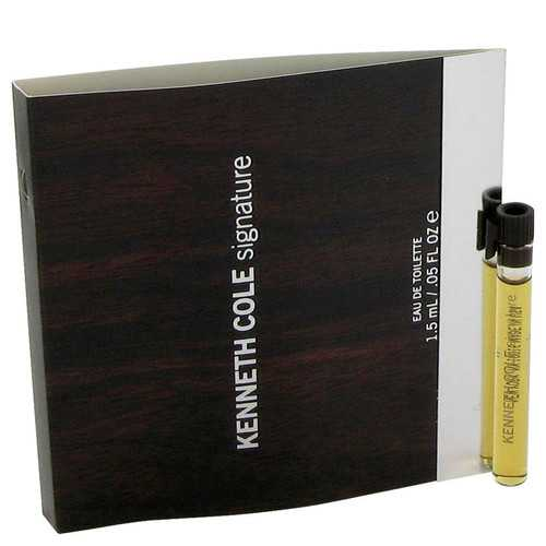 Kenneth Cole Signature by Kenneth Cole Vial (sample) .05 oz (Men)