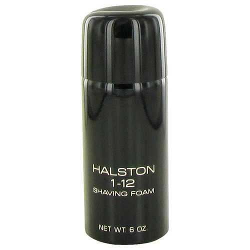 HALSTON 1-12 by Halston Shaving Foam 6 oz (Men)