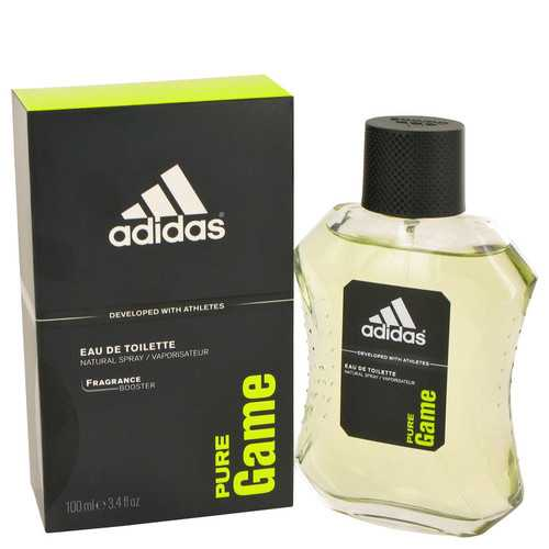 Adidas Pure Game by Adidas Eau De Toilette Spray 3.4 oz (Men)