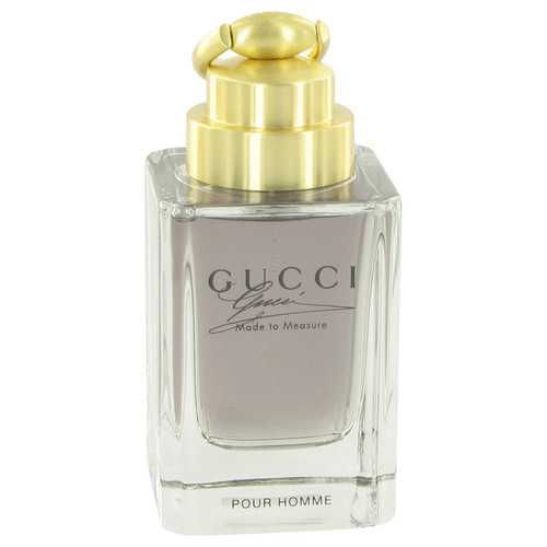Gucci Made to Measure by Gucci Eau De Toilette Spray (Tester) 3 oz (Men)