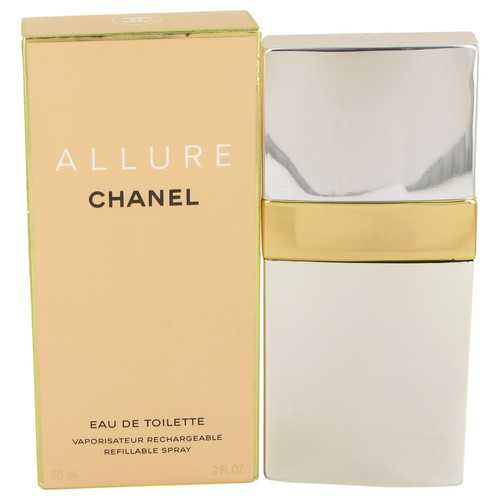 ALLURE by Chanel Eau De Toilette Spray Refillable 2 oz (Women)