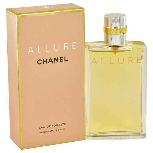 ALLURE by Chanel Eau De Toilette Spray 1.7 oz (Women)