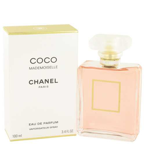 COCO MADEMOISELLE by Chanel Eau De Parfum Spray 3.4 oz (Women)