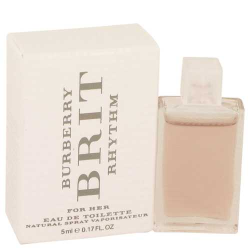 Burberry Brit Rhythm by Burberry Mini EDT .17 oz (Women)