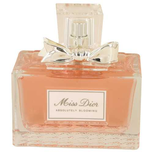 Miss Dior Absolutely Blooming by Christian Dior Eau De Parfum Spray (Tester) 3.4 oz (Women)