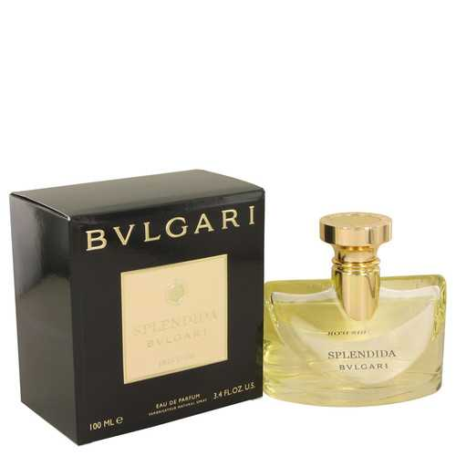 Bvlgari Splendida Iris D'or by Bvlgari Eau De Parfum Spray 3.4 oz (Women)