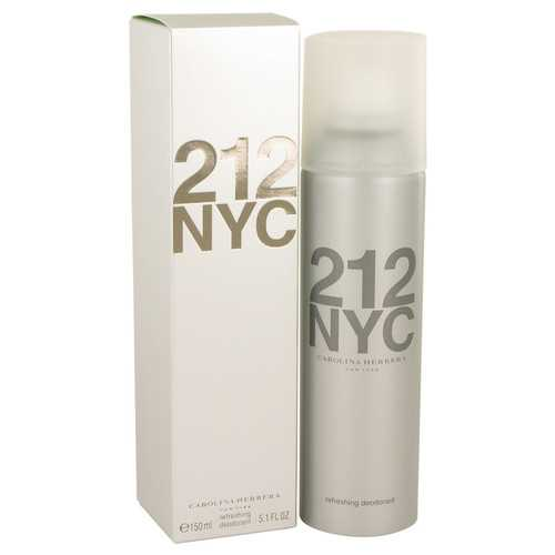 212 by Carolina Herrera Deodorant Spray 5.1 oz (Women)
