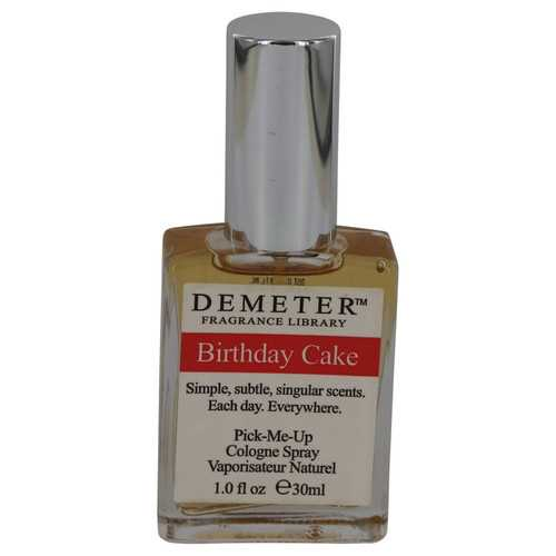 Demeter by Demeter Birthday Cake Cologne Spray (unboxed) 1 oz (Women)